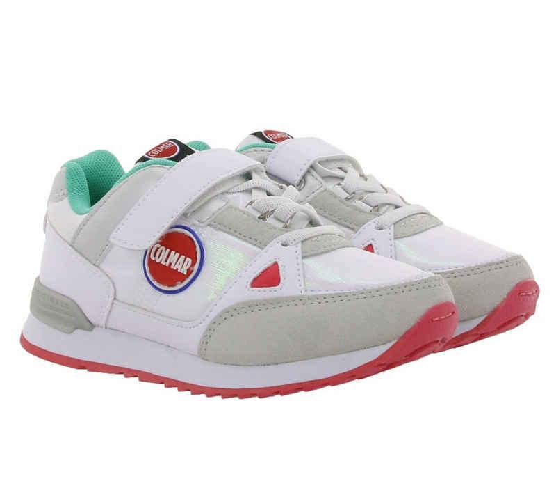 Colmar »COLMAR Supreme Dream Kinder Sneaker gut gedämpfte Turn-Schuhe Freizeit-Schuhe Weiß« Sneaker