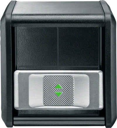 BOSCH Kreuzlinienlaser »Quigo green«, max. Reichweite: 12m, inkl. 2x 1,5 V Batterien (AAA)