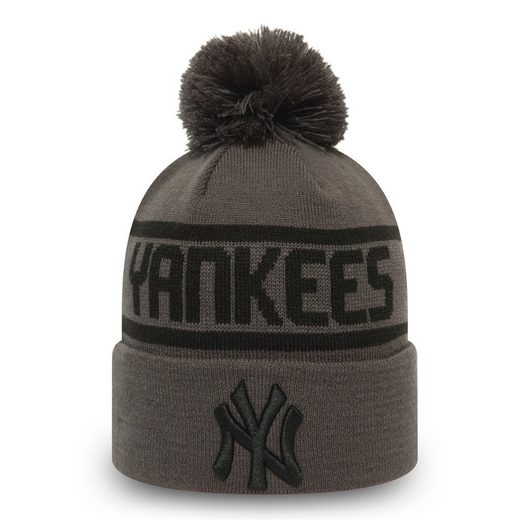 New Era Fleecemütze »Bommel Beanie New York Yankees«