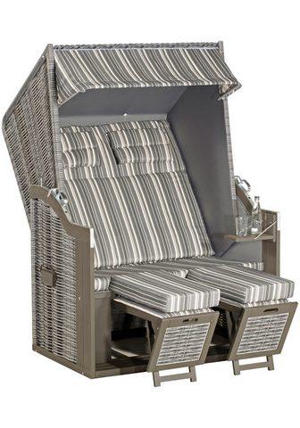 SunnySmart Paplūdimio baldai »Rustikal 34 Z« BxTx...