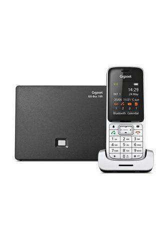 Gigaset »SL450 A GO« Schnurloses DECT-Telefon ...