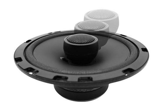 Blaupunkt Multiroom-Lautsprecher (Blaupunkt GTx 662 ES - 16,5cm 2-Wege Lautsprecher Komponentensystem)