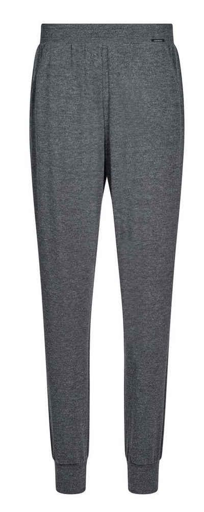 Skiny Pyjamahose »Skiny Damen Pyjama Hose« (1-tlg) Hoher Bund
