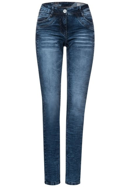 Hosen - Cecil Loose fit Jeans 5 Pockets Style ›  - Onlineshop OTTO