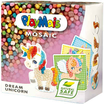PlayMais Spielbausteine »MOSAIC Dream Unicorn, 2.300 Maisbausteine«