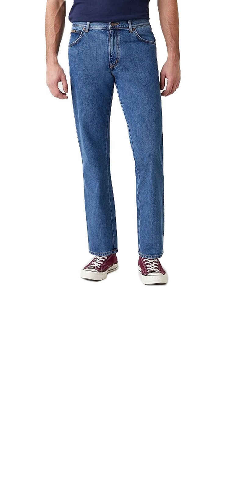 Wrangler 5-Pocket-Jeans »Texas 821 W12105« Non Stretch