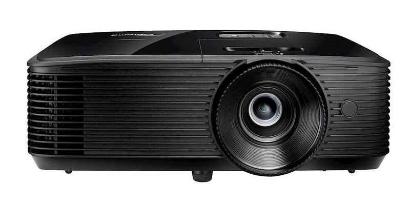 Optoma »Optoma HD146X« DLP-Beamer (1920 x 1080 px, FullHD)