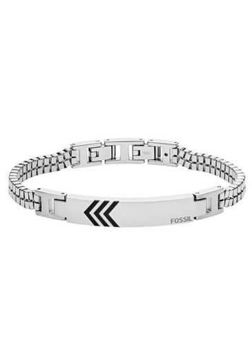 Fossil Armband »MENS DRESS, JF03392040«, mit Emaille