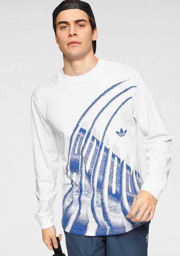 adidas Originals Langarmshirt »LACUNA LONGSLEEVE TEE«