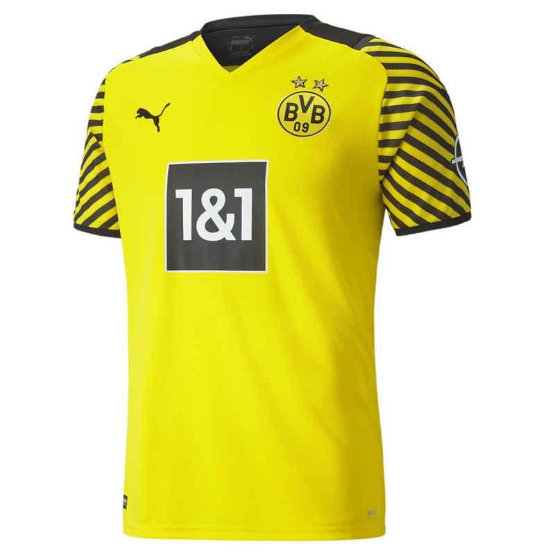 PUMA Fußballtrikot »BVB Replica Heimspieltrikot für Herren L«