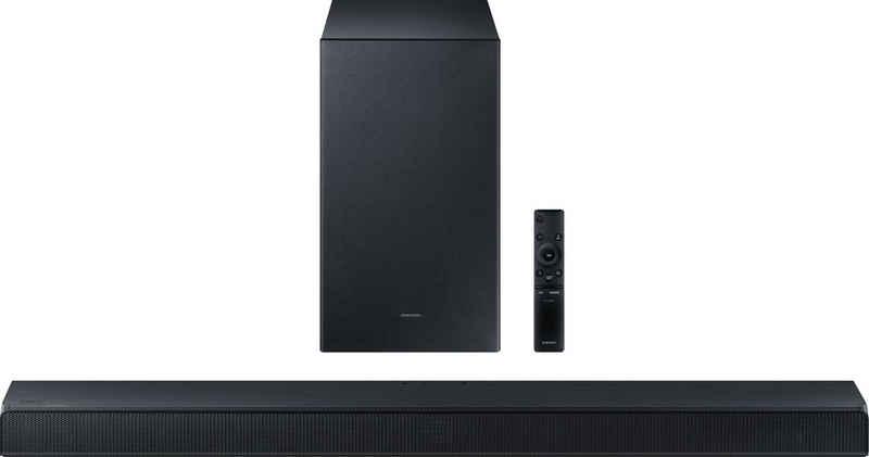Samsung HW-A530 (2021) 2.1 Soundbar (Bluetooth, WLAN (WiFi), 380 W)