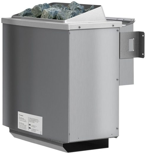 Karibu Bio-Saunaofen, 4,5 kW, für externe Steuerungen, mit Steinen