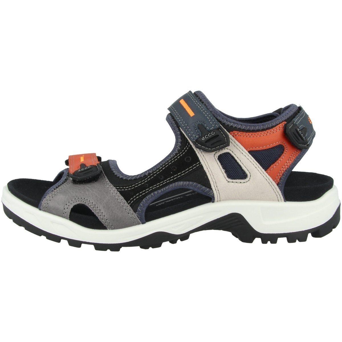 Ecco »Offroad Yucatan M« Sandale, RECEPTOR® Technologie sorgt für maximalen Laufkomfort online kaufen | OTTO