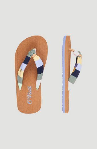 O'Neill Zehentrenner »Woven Strap Sandals«