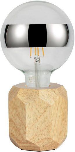 Pauleen Tischleuchte »Woody Sparkle«, Holz