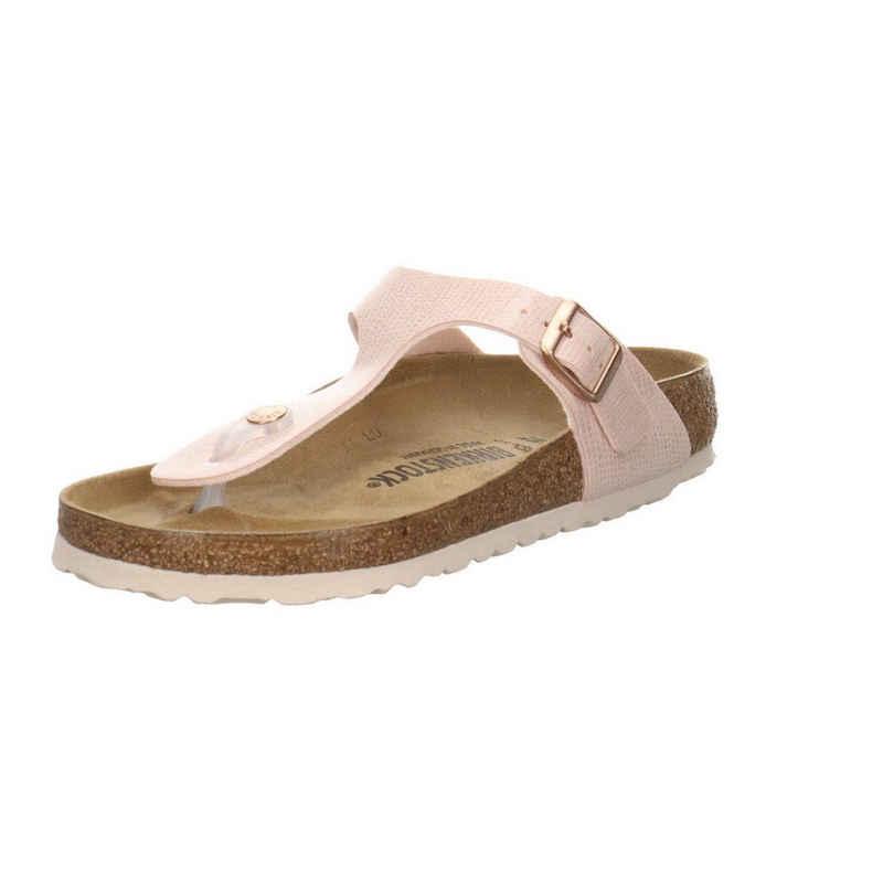 Birkenstock »Gizeh BS Pantolette Sandalen Sandaletten« Zehentrenner