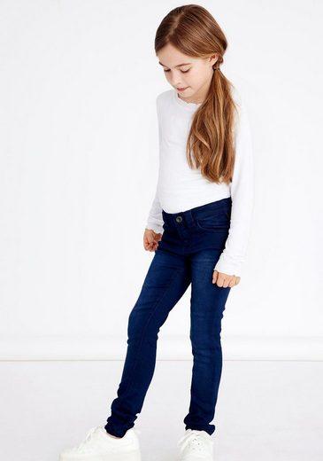 Name It Stretch-Jeans »NKFPOLLY« in elastischer Qualität