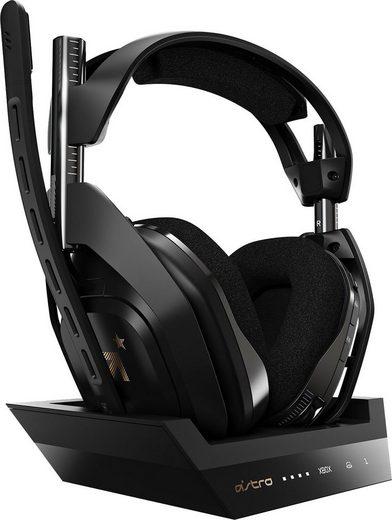 ASTRO »A50 Gen4 Xbox One« Gaming-Headset (Geräuschisolierung, Dolby Audio, für Xbox Series X, S, Xbox One, PC, Mac)