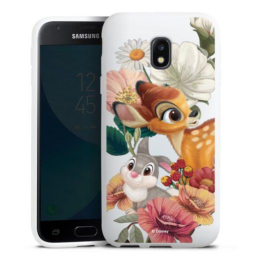 DeinDesign Handyhülle »Bambi, Klopfer transparent« Samsung Galaxy J3 (2017), Hülle Bambi Disney Klopfer