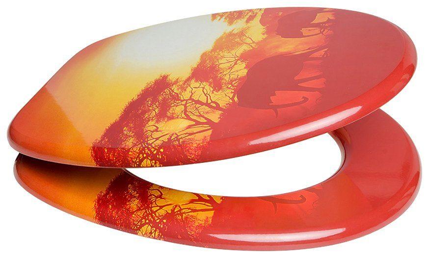 Schatz Sandalen Wader Sandale von Geox für Jungen in orange
