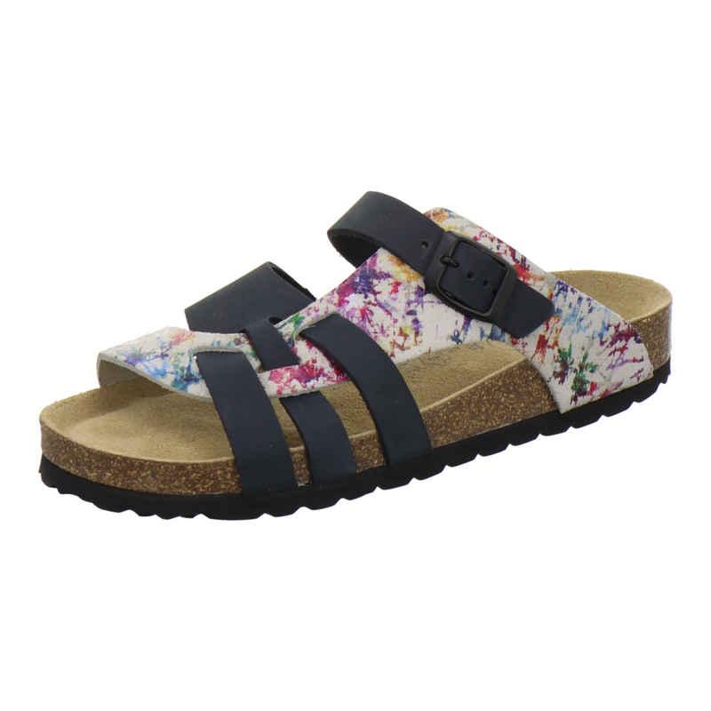 AFS-Schuhe »2122« Pantolette für Damen aus Leder mit Fussbett, Made in Germany