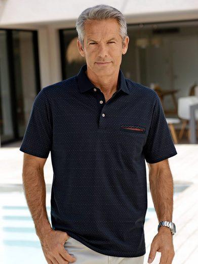 Babista Poloshirt mit optimalen Materialeigenschaften