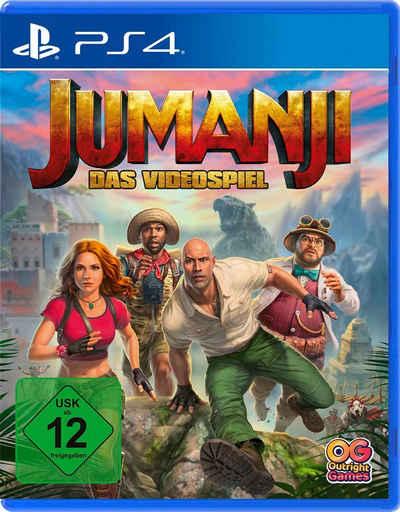 Jumanji PlayStation 4