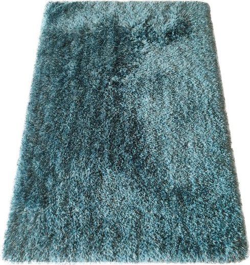 Hochflor-Teppich »Romy«, Leonique, rechteckig, Höhe 70 mm, synthetischer Flokati