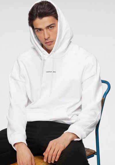 Calvin Klein Jeans Kapuzensweatshirt »MICRO BRANDING HOODIE«