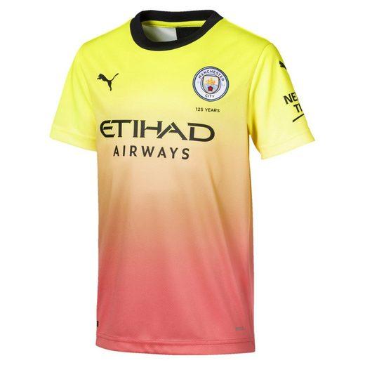 PUMA Trainingsshirt »Manchester City FC Kinder Replica Ausweichtrikot«