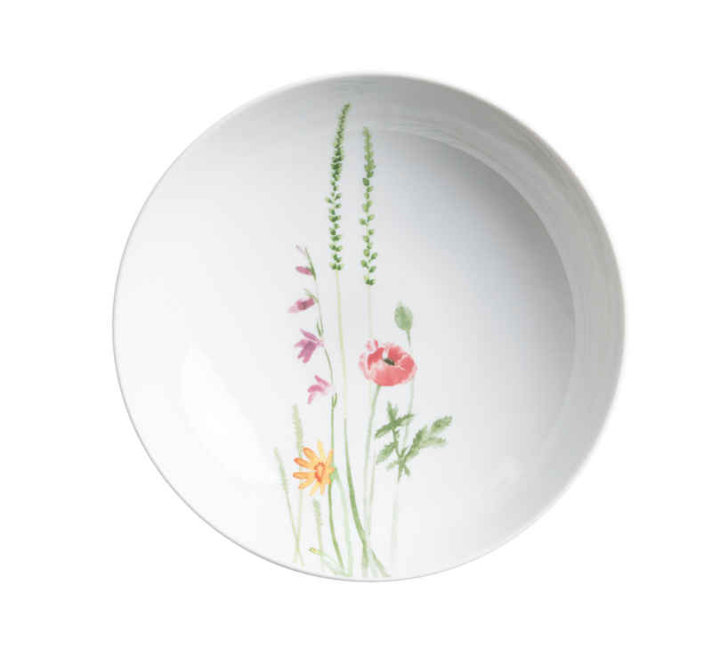 Kahla Suppenteller »Wildblume 21 cm«, Made in Germany