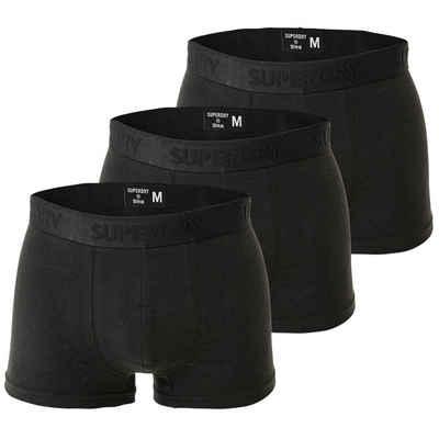 Superdry Boxer »Herren Boxer Shorts, 3er Pack - Classic Trunk«