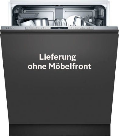 Küchengroßgeräte - NEFF vollintegrierbarer Geschirrspüler N 50, S155HAX29E, 9,5 l, 13 Maßgedecke  - Onlineshop OTTO