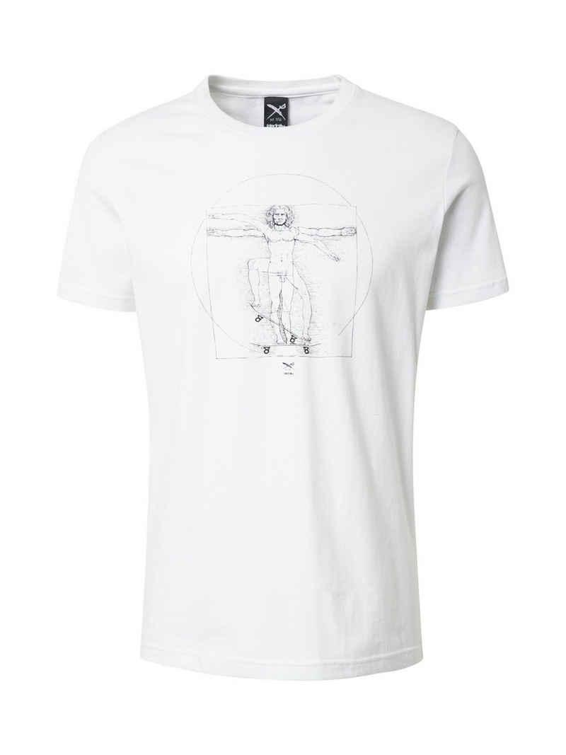 iriedaily T-Shirt »Skatevinci« (1-tlg)