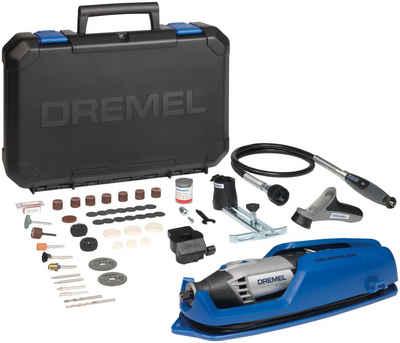 DREMEL Elektro-Multifunktionswerkzeug »4000-4/65 EZ«, Set, 65-St.