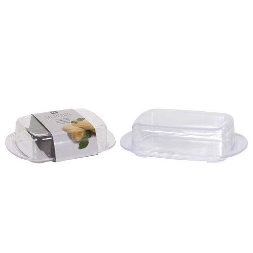 HTI-Living Butterdose »Butterdose Klar«, Kunststoff, (1-tlg)