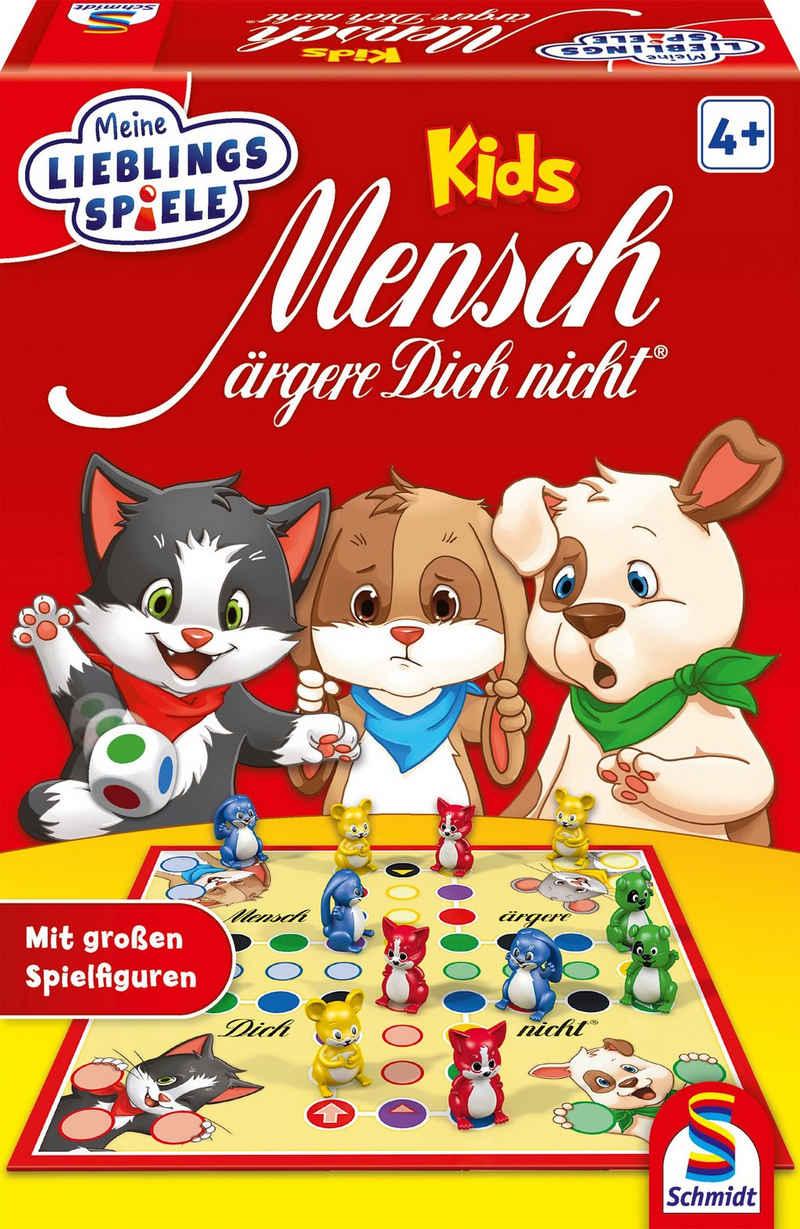 Schmidt Spiele Spiel, »Mensch ärgere dich nicht® Kids«, Made in Germany