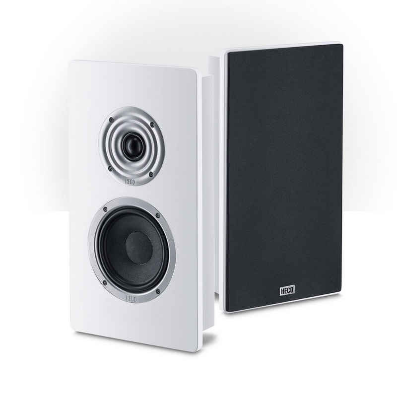 Heco Ambient Line 11 F weiß Regal-Lautsprecher