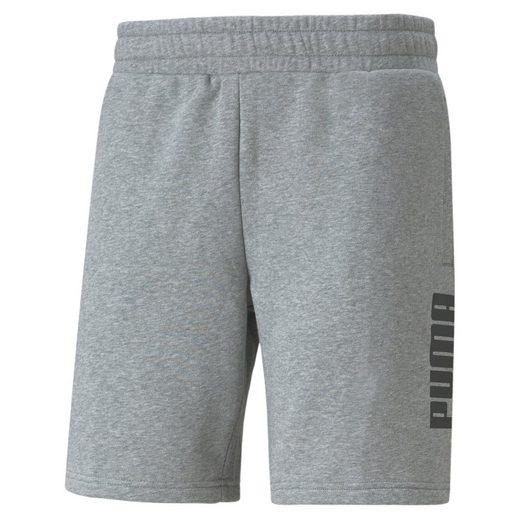 PUMA Jogginghose »Power Herren Shorts«