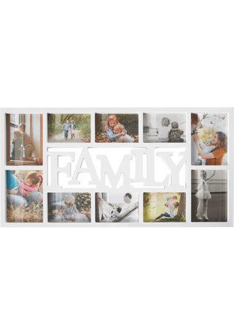 Home affaire Bilderrahmen Collage »FAMILY« dėl 10 p...