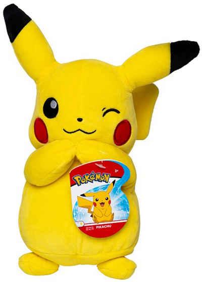 Plüschfigur »Pokémon Pikachu (zwinkernd) 20 cm«