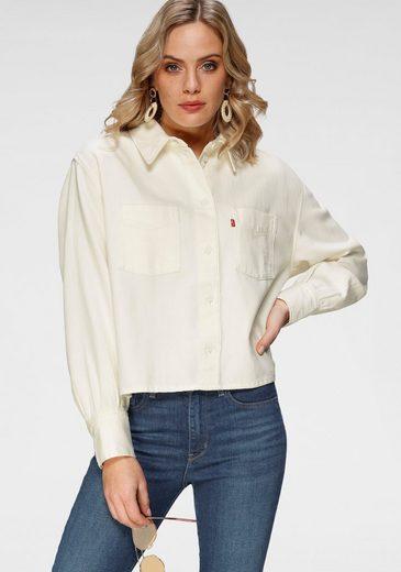 Levi's® Hemdbluse »Zoey Pleat Utility« mit großen Brusttaschen