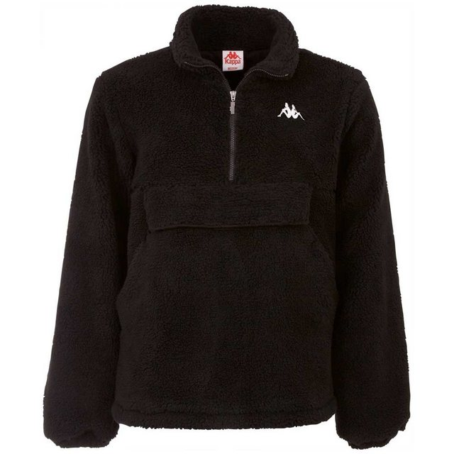 Kappa Fellimitatjacke »AUTHENTIC VLAU« mit Logotape auf dem Rücken | Bekleidung > Jacken > Fieldjackets | Kappa