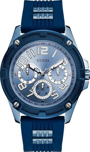Guess Multifunktionsuhr »DELTA, GW0051G4«