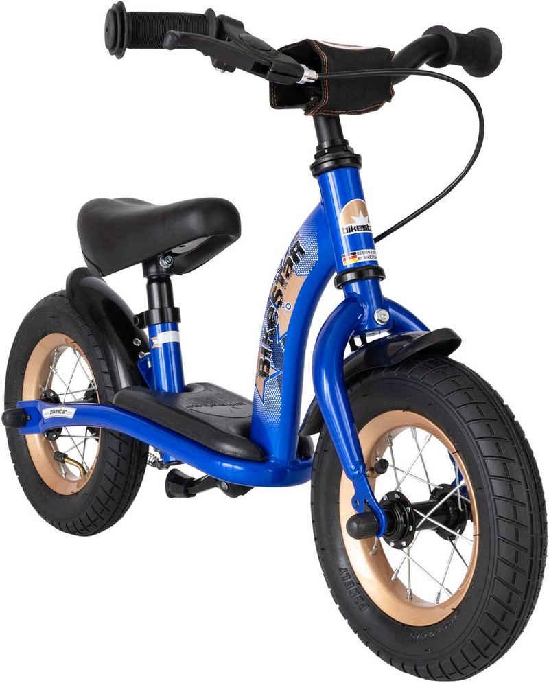Bikestar Laufrad »BIKESTAR Kinderlaufrad Classic ab 2 Jahre mit Bremse« 10 Zoll