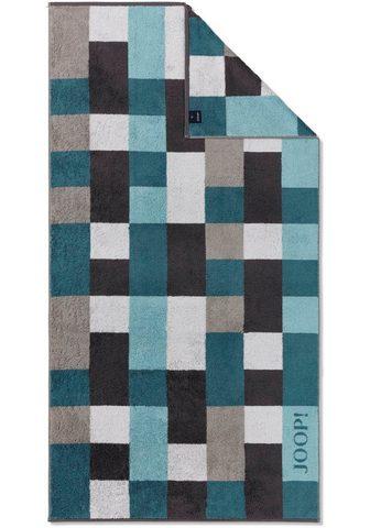 Joop! Badetuch »INFINITY Mosaic« (1-St) su k...