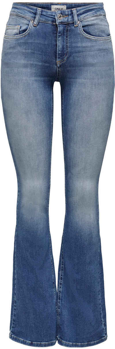 Only Bootcut-Jeans »ONLBLUSH LIFE FLARED«