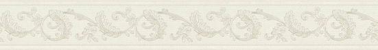 A.S. Création Bordüre »Only Borders«, strukturiert, Barock, barock, floral, selbstklebend