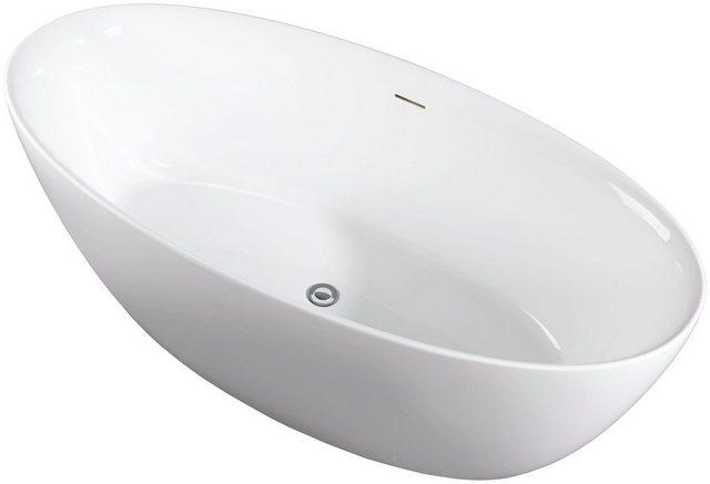 Badewannen und Whirlpools - Sanotechnik Badewanne »Miami«, (4 tlg), B T H 170 82 58,5 cm  - Onlineshop OTTO