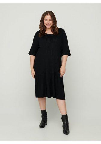 Zizzi Mini ilgio suknelė Große dydžiai Damen...